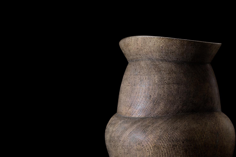 Shuto ginsai tsubo, detail, 2016