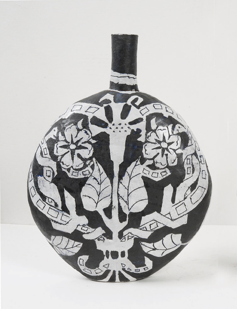Flask with Snakes, 2016