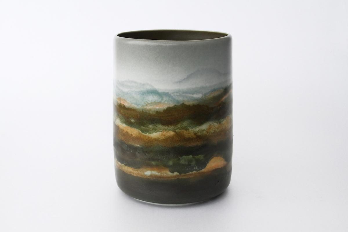 Vase automne (A01), 2016