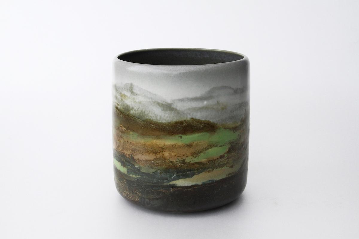 Vase automne (A02), 2016