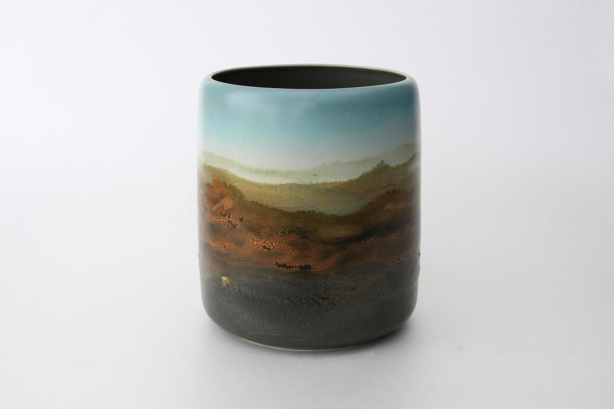Vase automne (A04), 2016