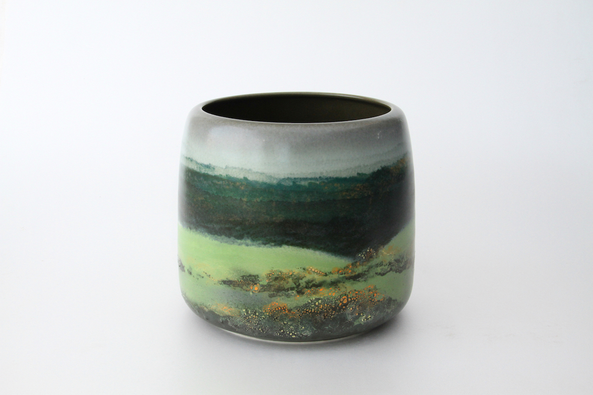 Vase automne (A07), 2016