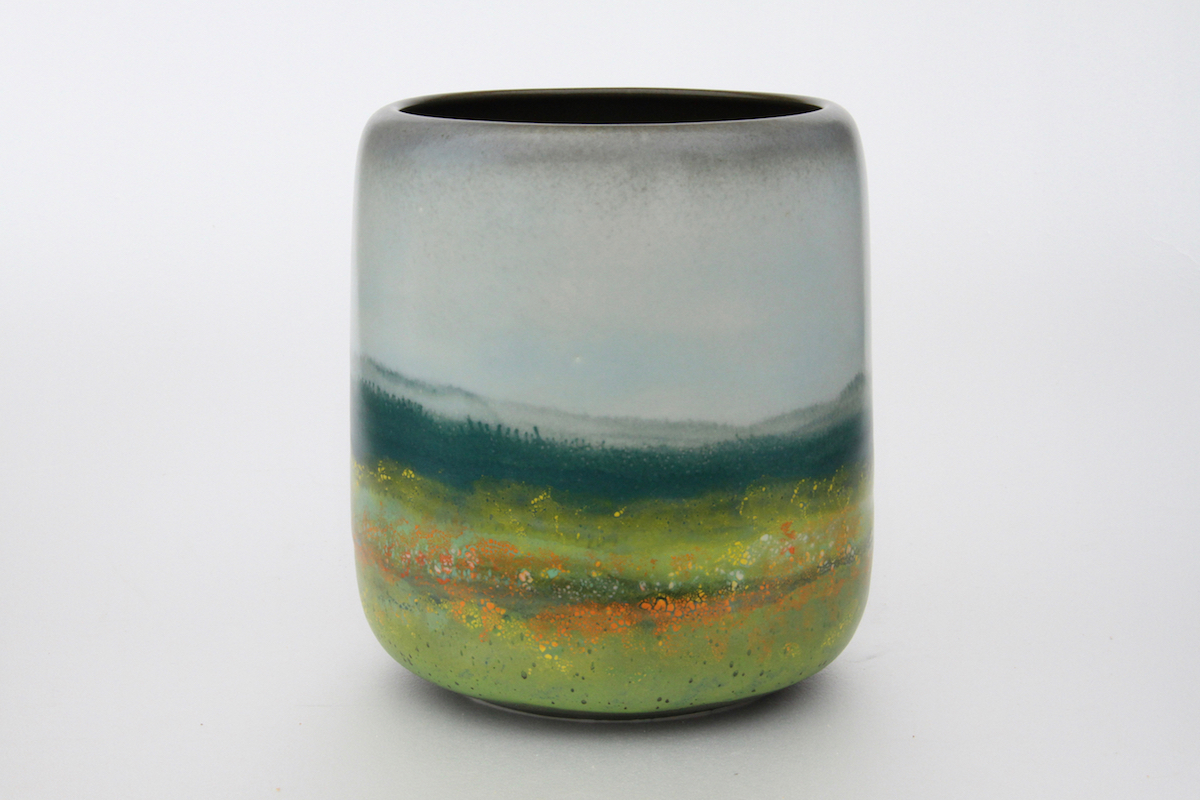 Vase printemps (P05), 2016