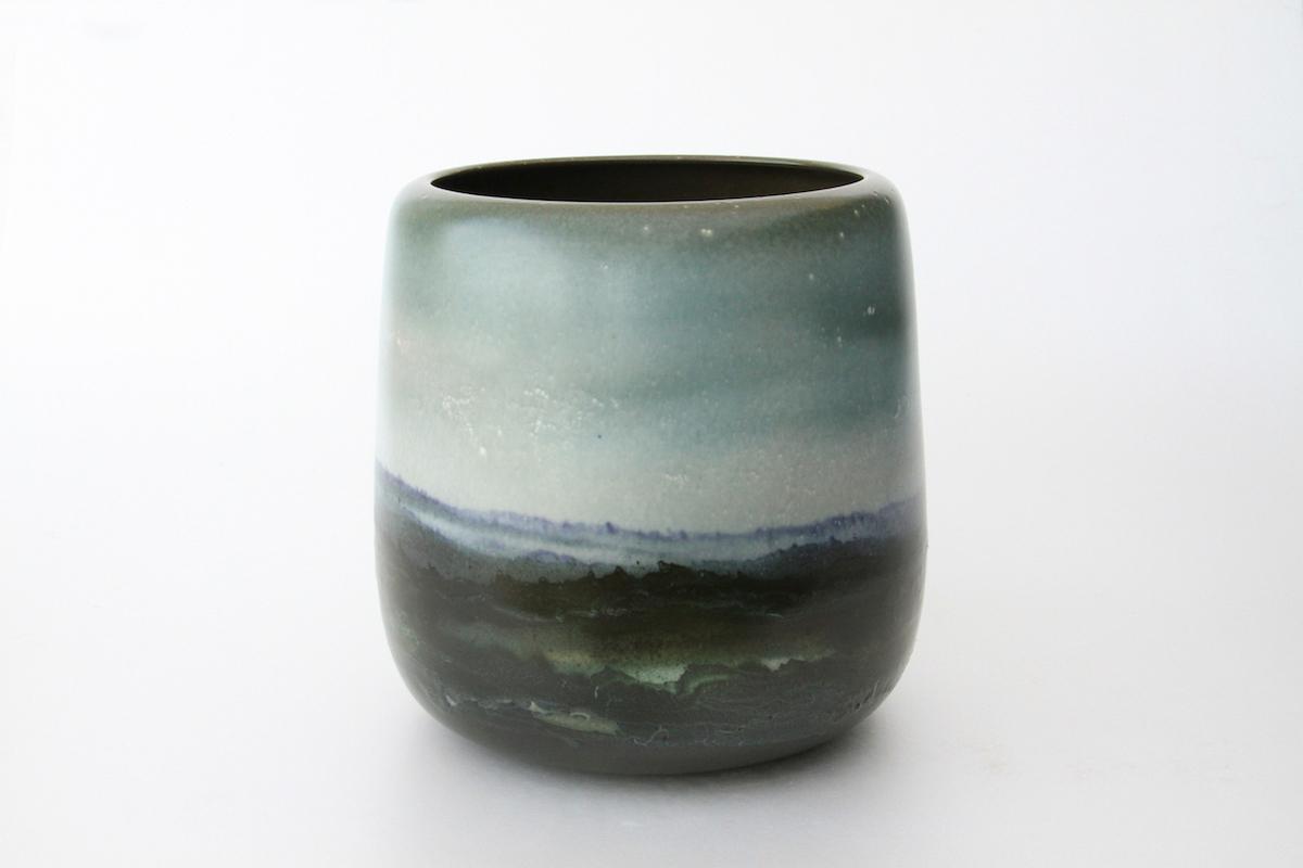 Vase nuit (N06), 2016