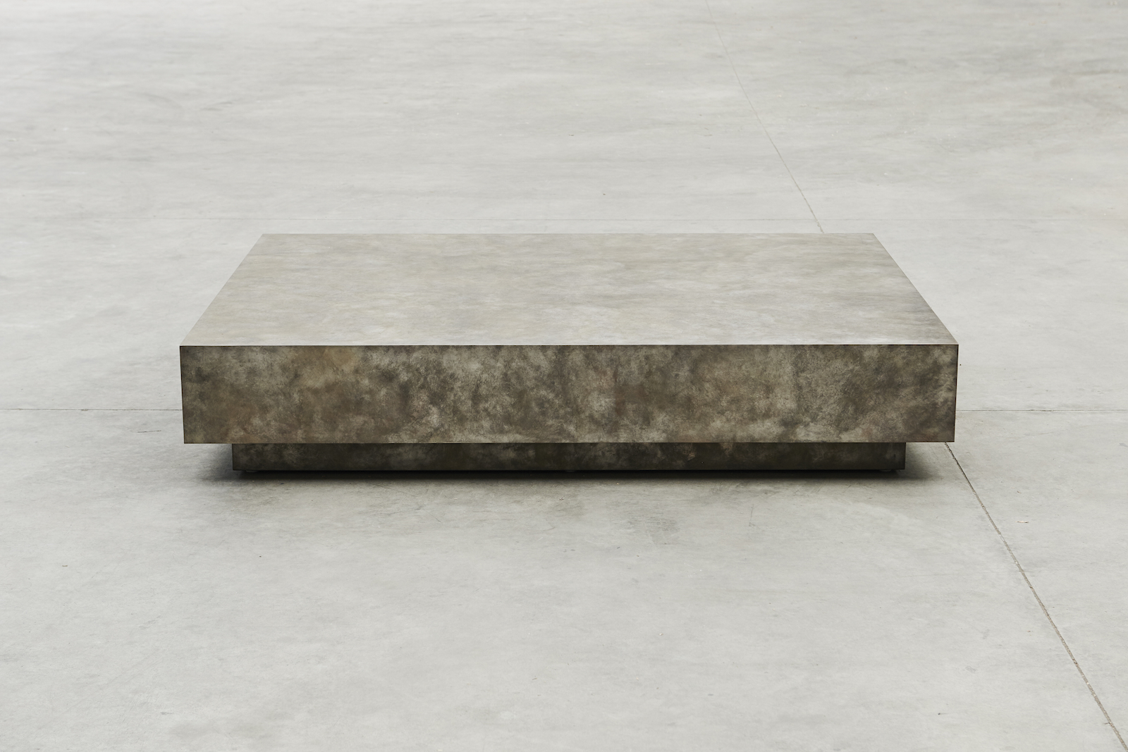 Silver Coffee Table, 2015