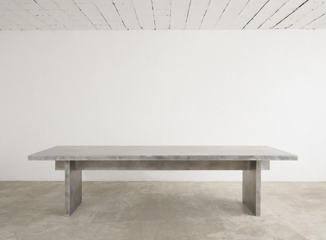 Trebord Table Aluminium, 2019