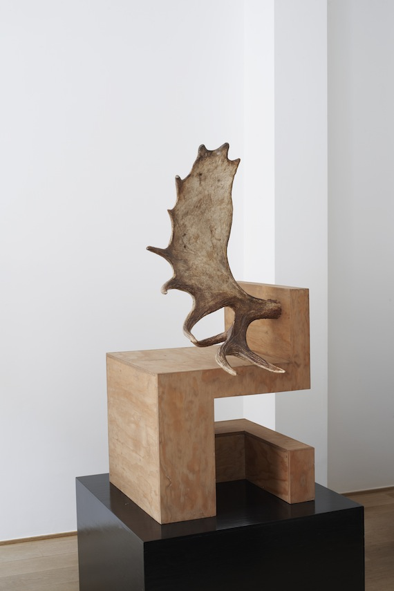 Stag Chair Natural (right), 2007