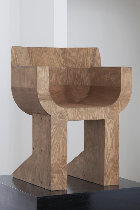 Gallic Chair, 2007