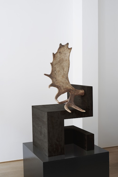 Stag Chair Black (right), 2007