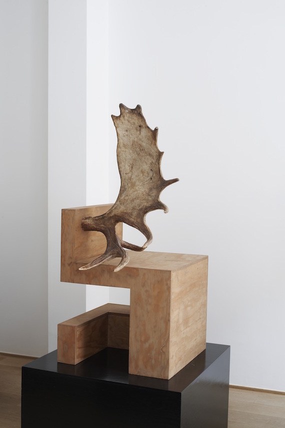 Stag Chair (left), 2007