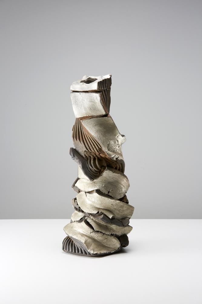 Natural Ash, sculpture, 2017