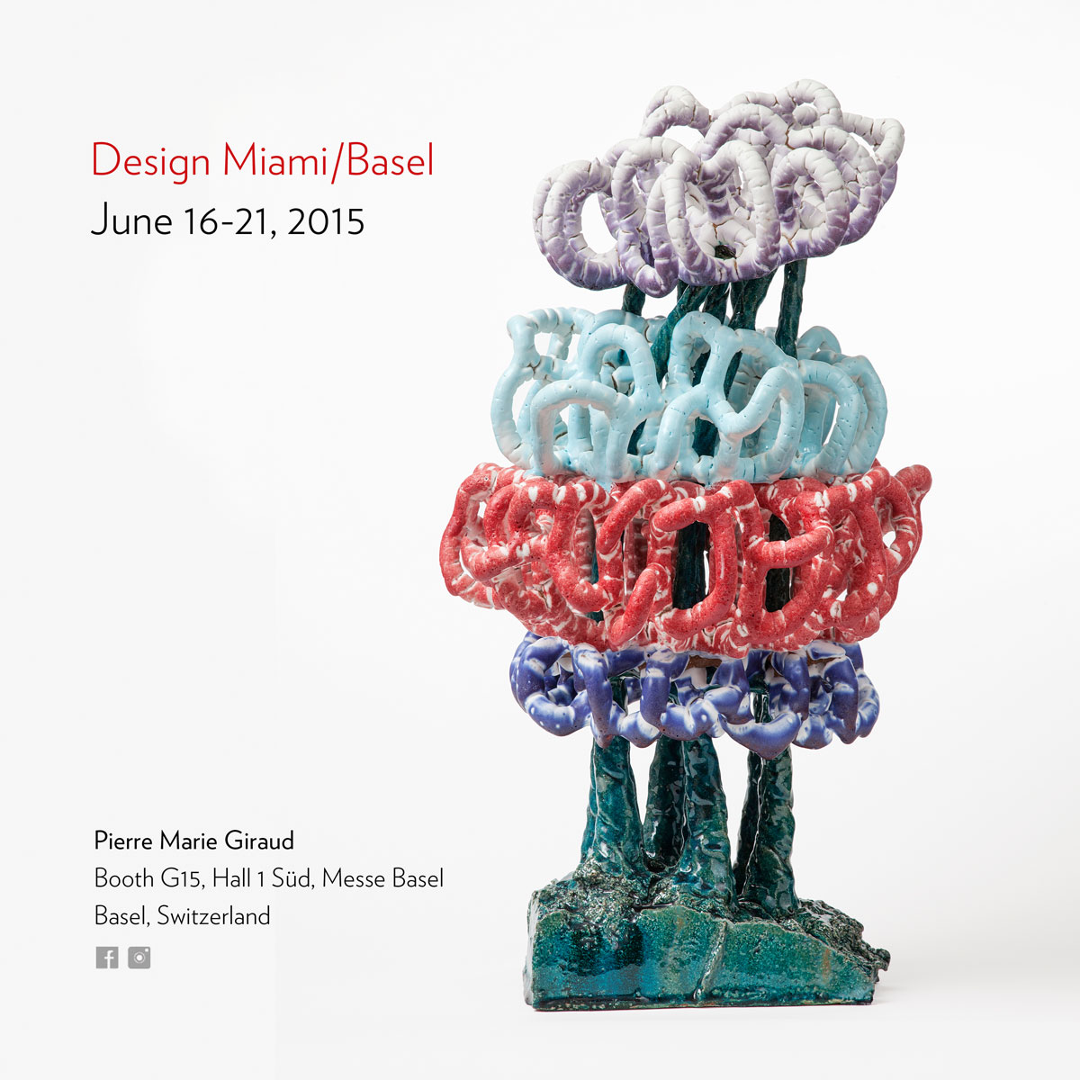 Design Miami /Basel 2015