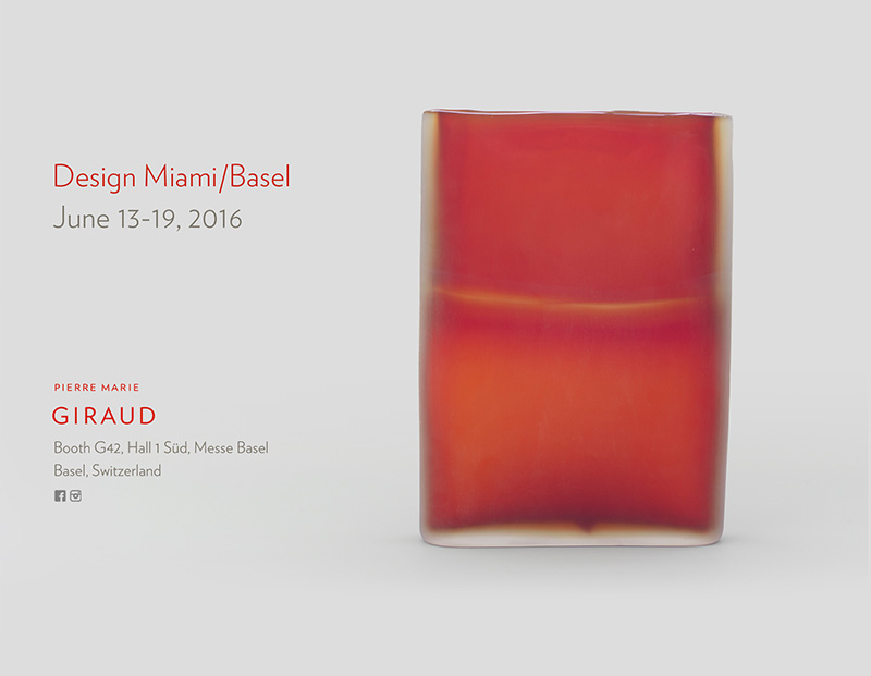 Design Miami/ Basel 2016